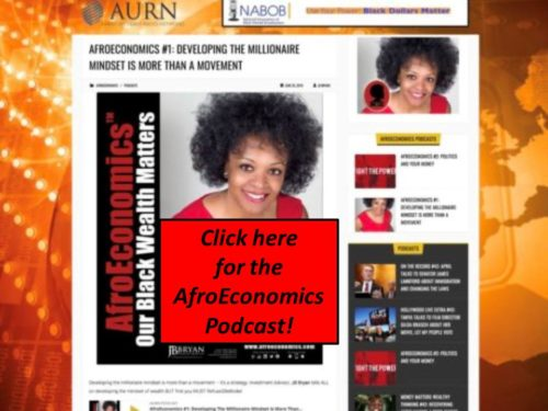 Podcast – AfroEconomics™ with JB Bryan